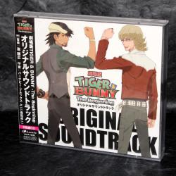 TIGER and BUNNY - The Beginning - Original Soundtrack