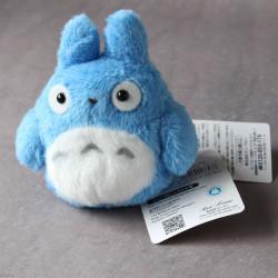 Totoro Blue Soft Toy Plush