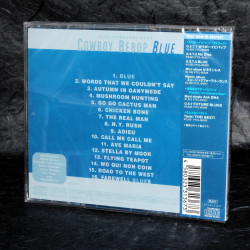COWBOY BEBOP Original Soundtrack 3 BLUE
