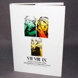 Final Fantasy 25th Memorial Ultimania Vol.2