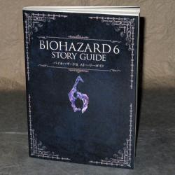 BioHazard 6 / Resident Evil 6 - Story Guide