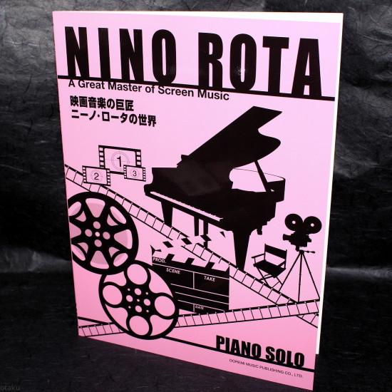 Nino Rota Piano Music Score - Great Master of Screen Music