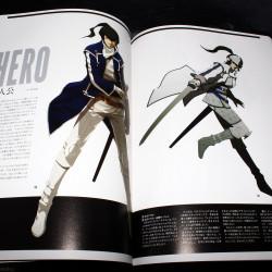Shin Megami Tensei IV Official Art Book