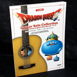 Dragon Quest - Guitar Solo Collection Score