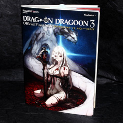 Drag-On Dragoon 3 - Official First Game Guide Book