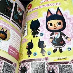 Animal Crossing New Leaf / Doubutsu No Mori - Design Book