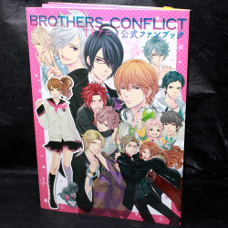 Brothers Conflict TV Animation Official Fan Book