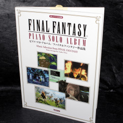 Final Fantasy Piano Solo Album - Music Selection