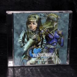 Valkyrie Profile Silmeria - VP 1 and 2 Sound Profile CD