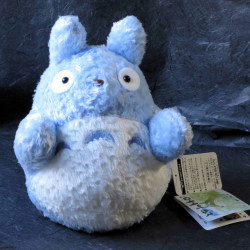 Totoro - Blue Fluffy Glove Puppet