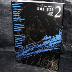 Attack on Titan / Shingeki no Kyojin - Art Book - 2