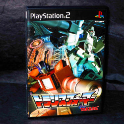 Transformers - PS2 Japan