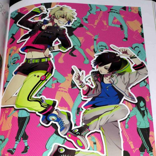 Aki Akane - RGB - Art Book
