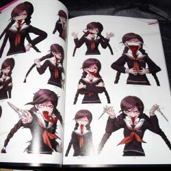 DANGANRONPA / Dangan-Ronpa - Visual Fan Book