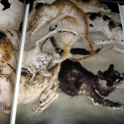 Tsuguharu Foujita - Selected Works - In Foreign Lands