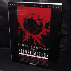 Final Fantasy XIV Before Meteor Soundtrack - Piano Score Book