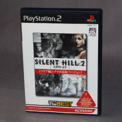 Silent Hill 2 Director's Cut (KONAMI The Best) - PS2 Japan