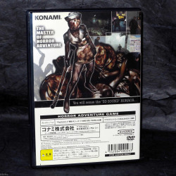 Silent Hill 2 - PS2 Japan