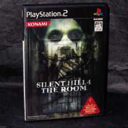 Silent Hill 4 - The Room - PS2 Japan