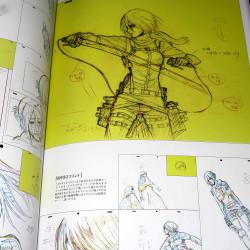Attack on Titan / Shingeki no Kyojin - Art Book - 5