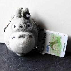 Totoro and Dust Sprite Bunny Makkuro Kurosuke - Keychain Purse