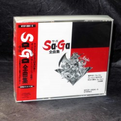 All Sounds of SaGa / Final Fantasy Legend Soundtracks