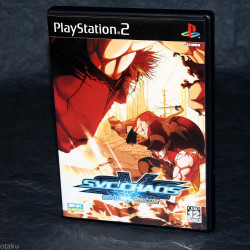 SNK vs Capcom SVC Chaos  - PS2 Japan