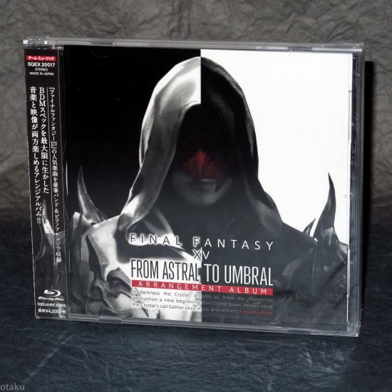 A REALM REBORN: FINAL FANTASY XIV Soundtrack - Blu-Ray