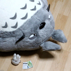 Totoro - Extra Large - Ohirune / Nap Cushion